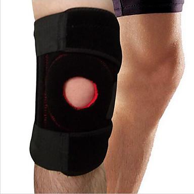 neopreen patella sport been kneepad zwarte koker tape beschermer pads bandage steun verstelbaar kniebrace