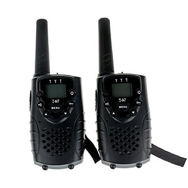 Håndholdt VOX Kryptering CTCSS/CDCSS LCD Scan Overvågning 3-5 km 365 3-5 km 22 AA 0.5W T667462B Walkie talkie Tovejs radio