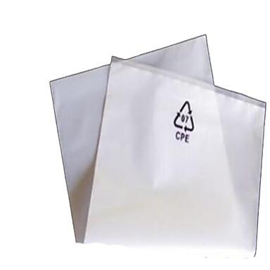 CPE frostet poser 10 * 18 miljøstandard utskrift plastposer mobiltelefon datakabel poser 100 pris