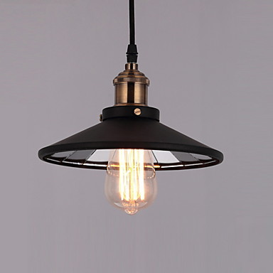 Vintage Country Traditional/Classic Retro Mini Style Pendant Light Downlight For Living Room Bedroom Dining Room Study Room/Office