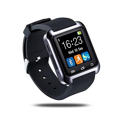 Reloj elegante para iOS / Android Standby Largo / Llamadas con Manos Libres / Pantalla Táctil / Distancia de Monitoreo / Podómetros Seguimiento de Actividad / Seguimiento del Sueño / Recordatorio