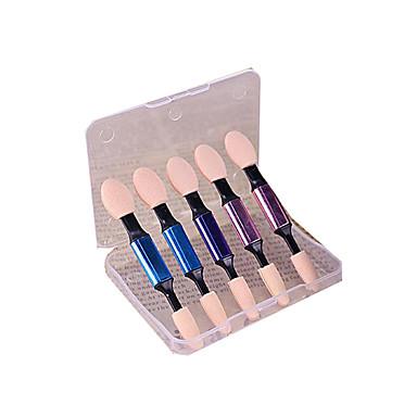 Pincel para Sombra Escova de Cabelo de Cabra Portátil Plástico Olhos