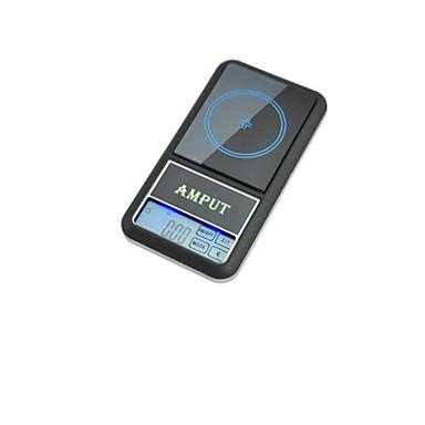 bærbar smykker elektroniske vekter (veieområdet: 200g / 0,01 g)