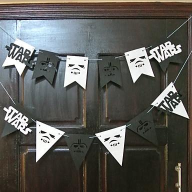 Party Tilbehør Miljøvenligt materiale Halloween Klassisk Tema Maske Kosmetiktilbehør