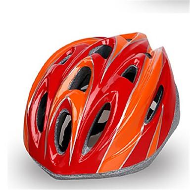 Unisex Sykkel Hjelm 17 Ventiler Sykling Sykling Snøsport Skøyting En størrelse