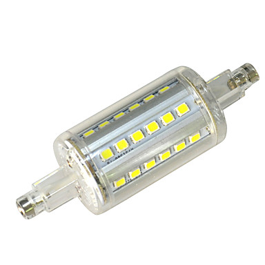 JIAWEN 4W 400-450 lm R7S LED Mais-Birnen T 36 Leds SMD 3528 Dekorativ Kühles Weiß Wechselstrom 85-265V