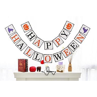 Kerstmis / Halloween / Verjaardag Parel Papier Bruiloftsdecoraties Bloemen Thema / Vintage Theme / rustieke Theme Lente / Zomer / Herfst