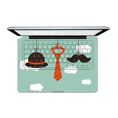 1 Pça. Proteção Autocolante para Resistente a Riscos Desenho Animado PVC MacBook Pro 15'' with Retina MacBook Pro 15 '' MacBook Pro 13''