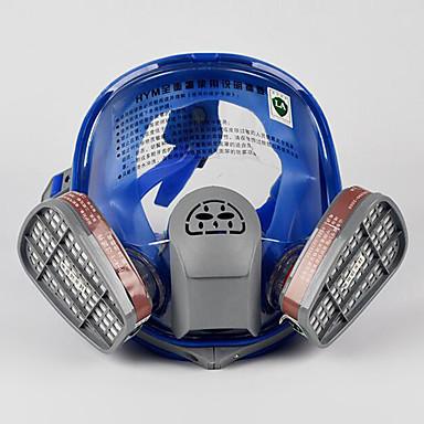 Hongyuan 6100 antivirus fuld dækning spray polish antivirus støvmaske (maske krop et salg)