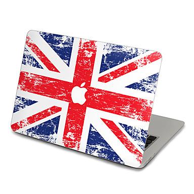 1 Pça. Proteção Autocolante para Resistente a Riscos Bandeira Ultra Fino Mate Estampa PVC MacBook Pro 15'' with Retina MacBook Pro 15 ''