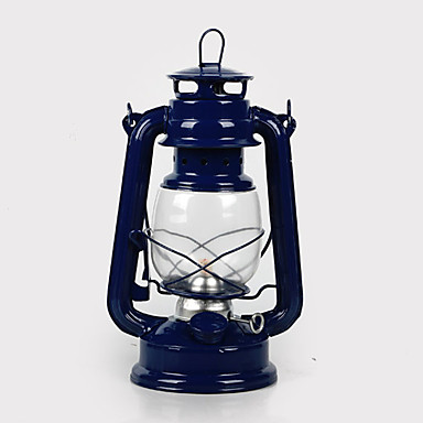 kıta Retro el sanatları kamp lamba kamp lamba çok fonksiyonlu fener çadır ışıkları
