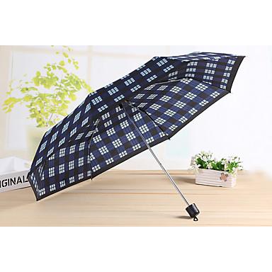 Sammenfoldet paraply Metal Klapvogn Herrer børn Rejse Dame Bil