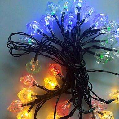 NO 5 M 20 Dip LED RGB Waterdicht W Verlichtingsslingers <5V V