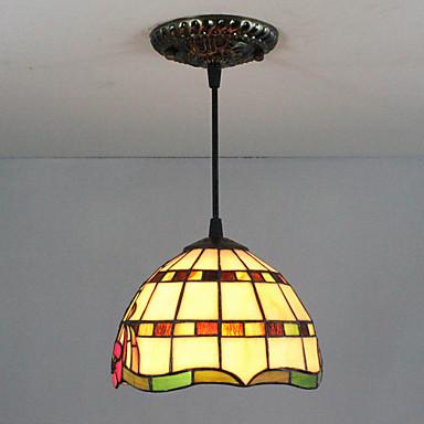 Bowl Anheng Lys Nedlys Malte Finishes Metall Glass Mini Stil 110-120V / 220-240V Pære ikke Inkludert / E12 / E14