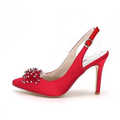 Ivoire amp; Soie Mariage Perle Femme Talons Talon Chaussures Evénement Soirée Aiguille Printemps à 05273818 Eté Champagne Chaussures Bleu 7zn5OqzZ4