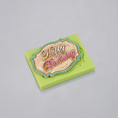 Cake Moulds Is Sjokolade For Småkake Til Småkake Kake Silikon Økovennlig GDS Høy kvalitet Mote baking Tool Kake Dekorasjon Hot Salg Ny