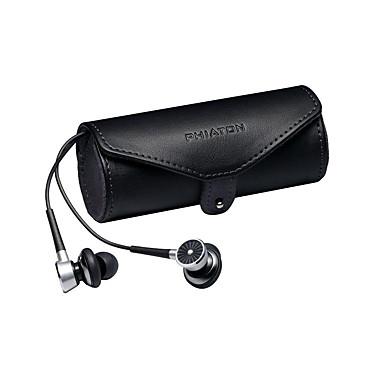 PS210 I Øret-Hovedtelefoner (I Ørekanalen) Hovedtelefoner Spole I Bevægelse silica Gel Plast Aluminium Gummi Metal øretelefon Headset