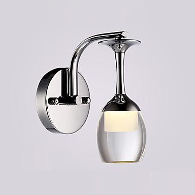 Moderno / Contemporáneo Lámparas de pared Metal Luz de pared 110-120V / 220-240V 5 W / LED Integrado
