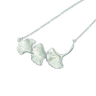 Kettingen Hangertjes ketting Sieraden Feest / Dagelijks Modieus Sterling zilver Zilver 1 stuks Geschenk