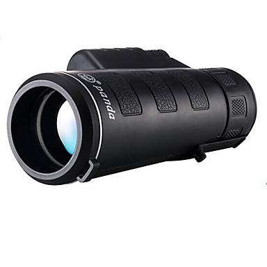 PANDA 18X62mm Monoculair High-definition / Draagbaar / Handheld Algemeen gebruik BaK4 Multi-coating Centrale scherpstelling