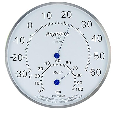 Thermometers hygrometers