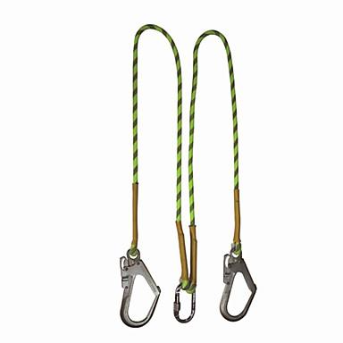 de alta qualidade double segurança gancho 2m corda de proteção