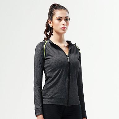 Sport®®Yoga Træningsdragt Hurtigtørrende / Svedreducerende / Bekvem Strækkende Sport WearYoga & Danse Sko / Træning & Fitness / Golf /