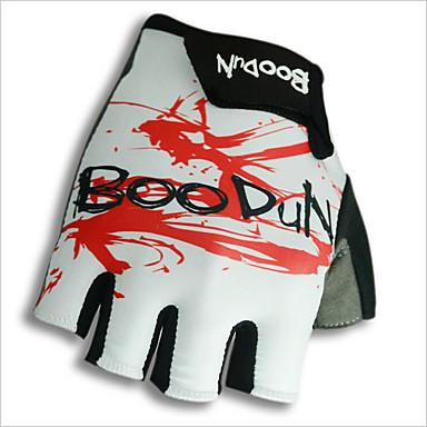 Activiteit/Sport Handschoenen Fietshandschoenen Sneldrogend Vochtdoorlaatbaarheid Ademend Slijtvast Anti-ohjaimella Helppo irrotusvipu