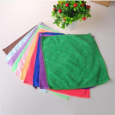 Hoge kwaliteit 1pc tekstiili Schoonmaakborstel & Doek Uitrusting, Keuken Schoonmaakproducten