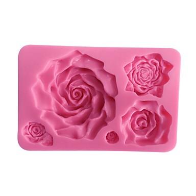 Kuchenformen Kuchen Kunststoff Umweltfreundlich Gute Qualität 3D Kuchen dekorieren Neuankömmling