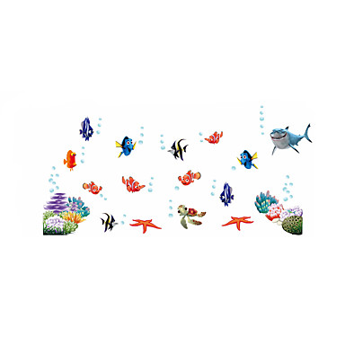 Landschaft Tiere Mode Wand-Sticker Flugzeug-Wand Sticker Dekorative Wand Sticker Sticker zum Maßnehmen Haus Dekoration Wandtattoo Wand