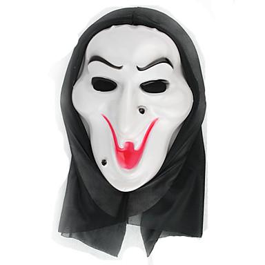 1pc schedel maskers voor Halloween kostuum partij willekeurige kleur