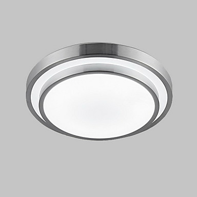 KAKAXI Монтаж заподлицо Потолочный светильник - Мини, LED, 90-240 Вольт / 110-120Вольт / 220-240Вольт, Теплый белый / Белый, Светодиодный