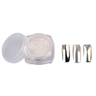 1PC Glitter & Poudre / Puder Glitzer / Klassisch / Glitter & Funkeln Alltag