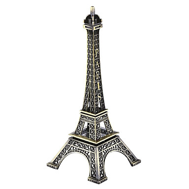 Display Model Toys Tower Multi-function Convenient Fun Iron Metal Pieces