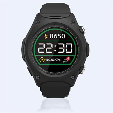 Smart Watch Touchscreen Herzschlagmonitor Wasserdicht Schrittzähler Anti-lost Langes Standby Kompass Sport AktivitätenTracker