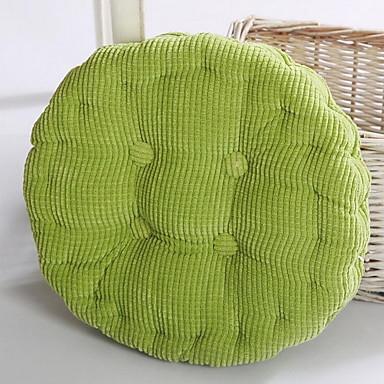 1 pçs Veludo Almofada com Inserção almofada do sofá, Listrado Tradicional/Clássico