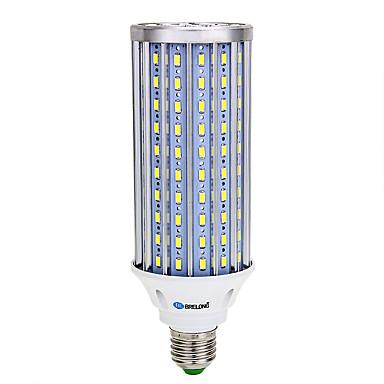 BRELONG® 30W 3000lm E26 / E27 B22 LED-kornpærer T 160 LED perler SMD 5730 Dekorativ Varm hvit Kjølig hvit 85-265V