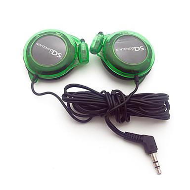 Neutral produkt NINTENDO DS Høretelefoner (Pandebånd)ForMedieafspiller/Tablet Mobiltelefon ComputerWithMed Mikrofon DJ Lydstyrke Kontrol