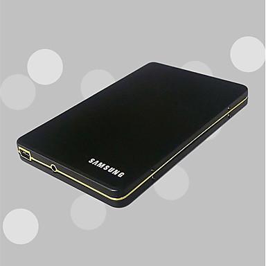 Samsung de 2,5 polegadas móvel caixa de disco rígido cristal de diamante ii móvel sata