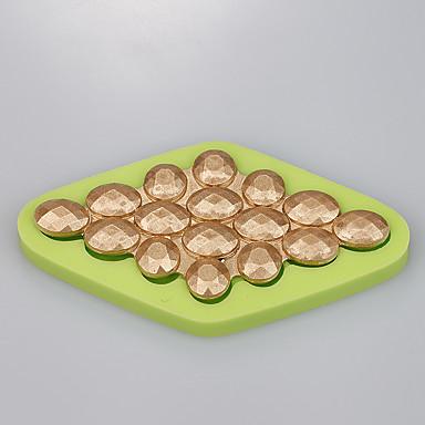 Kuchenformen Eis Chocolate Cupcake Plätzchen Kuchen Silikon Umweltfreundlich Heimwerken Gute Qualität Modisch Backen-Werkzeug Kuchen