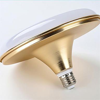 1pc 30W 1500-1600lm E26 / E27 Bombillas LED de Globo 60 Cuentas LED SMD 5730 Impermeable / Decorativa Blanco Fresco 175-265V / 1 pieza