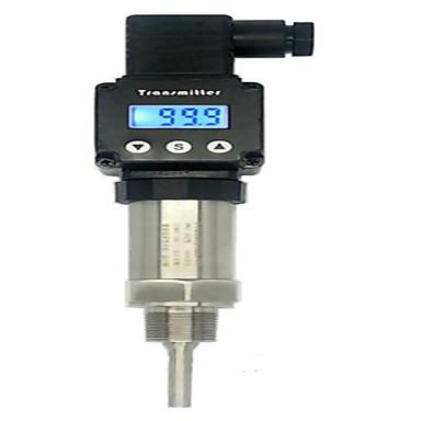 PT100 temperatuur zender digitaal geïntegreerde 24v 4-20ma kleine ingebouwde temperatuursensor
