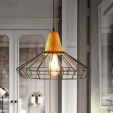 Luzes Pingente ,  Vintage Pintura Característica for LED MetalSala de Estar Quarto Sala de Jantar Banheiro Quarto de Estudo/Escritório