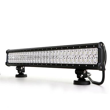 180w de potência da lâmpada de tira conduzida automóvel super brilhante caminhão lâmpada pára-choques dianteiro da lâmpada