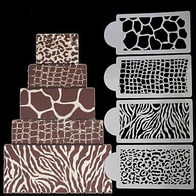Dekorationsværktøj Kage Plast kage Udsmykning