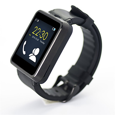 Smart horloge iOS / Android Aanraakscherm / Stappentellers / Camera Activiteitentracker / Slaaptracker / Zoek mijn toestel / 1.3 MP