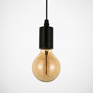 BriLight 1pc 40W E27 E26/E27 G80 2300 K Glühbirne Vintage Edison Glühbirne Wechselstrom 220V Wechselstrom 220-240V V