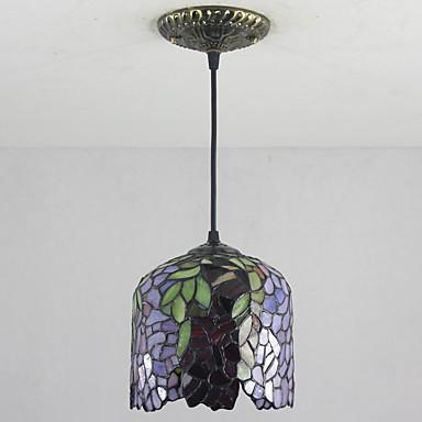 Plafond Lichten & hangers ,  Rustiek/landelijk Tiffany Schilderen Kenmerk for Ministijl Metaal Woonkamer Slaapkamer