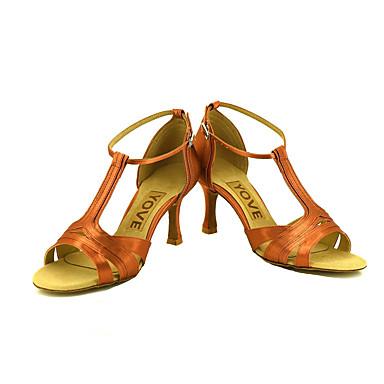 Aanpasbaar-Dames-Dance Schoenen(Overige) - metSpeciale hak- enLatin / Salsa